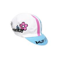 147 Design 單車小帽花朵版
