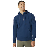 OAKLEY STREET LOGO HALF ZIP FLEECE
